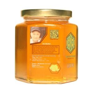rauwe linde honing 500g