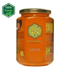 rauwe linde honing 1kg