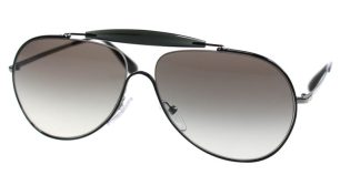 Prada SPR 56S Aviator sunglasses