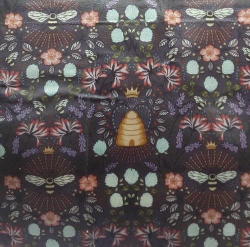 Queen Bee Design, Aubergine