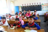 Giving a course in the primary school