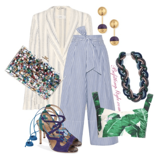 Color Block into Spring - Mixed Prints -Florals - Stripes - Befitting Style