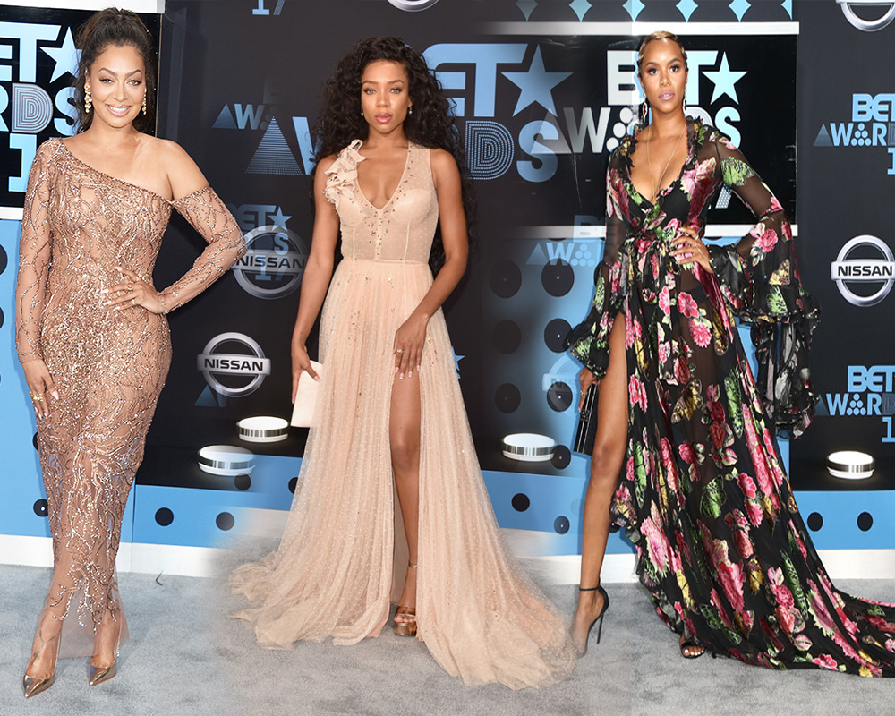 Befitting Style BET Awards 2017 Faves