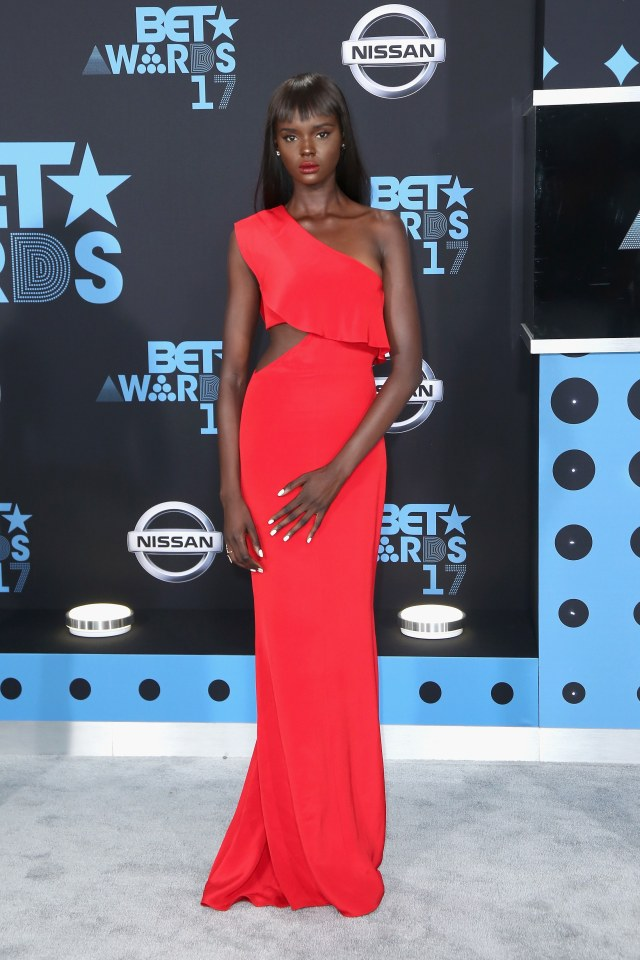 Duckie Thot BET Awards 2017