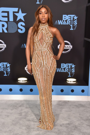 Sevyn Streeter BET Awards 2017