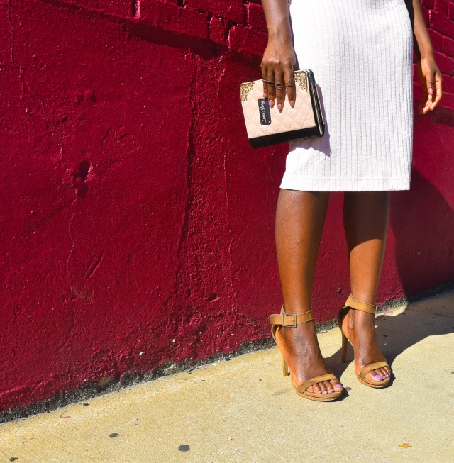 Happy Fall! | Sleeveless Turtleneck Dress | Befitting Style