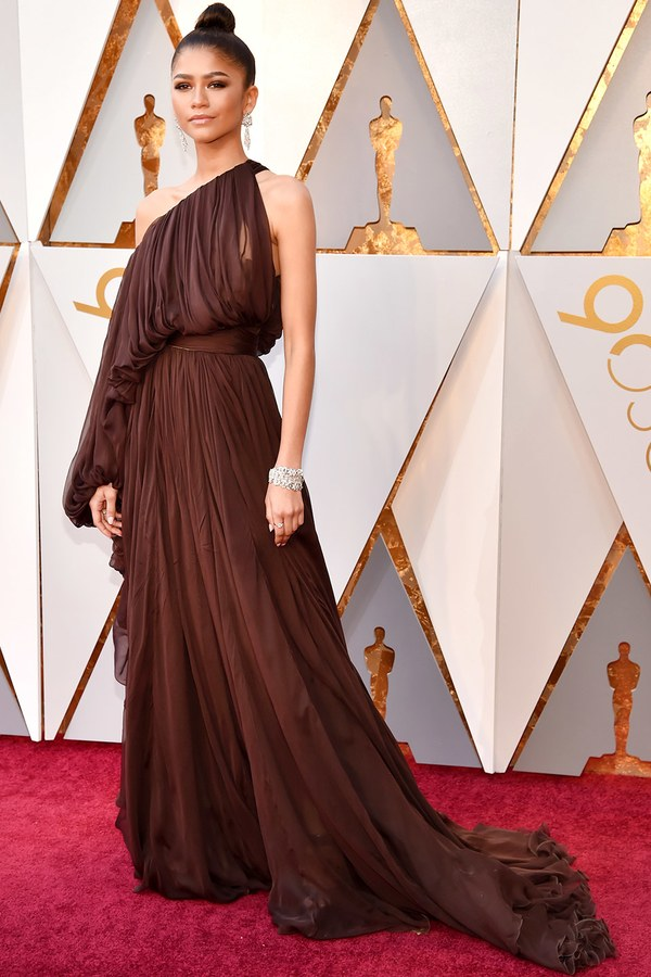 Oscars 2018 Best Dressed Zendaya