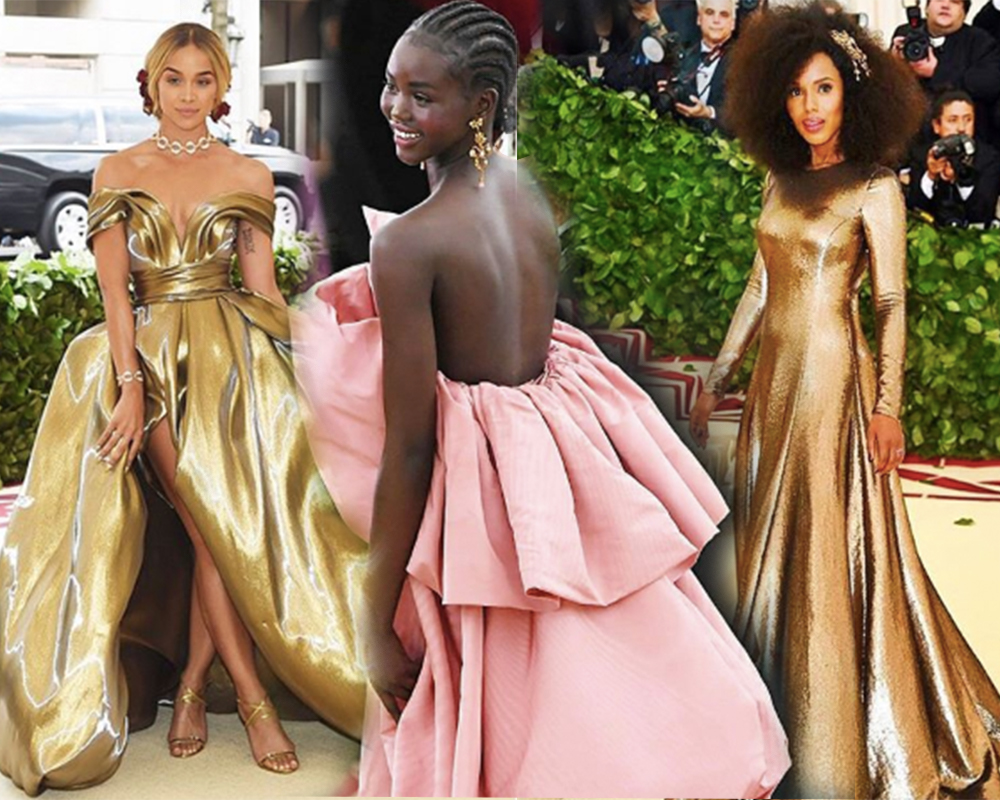 Top 10 Best Dressed Met Gala 2018 Cover