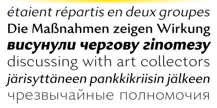Excentra Pro Font Family