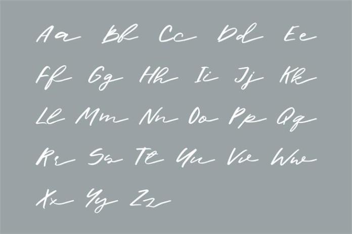 Halbrein Script Font