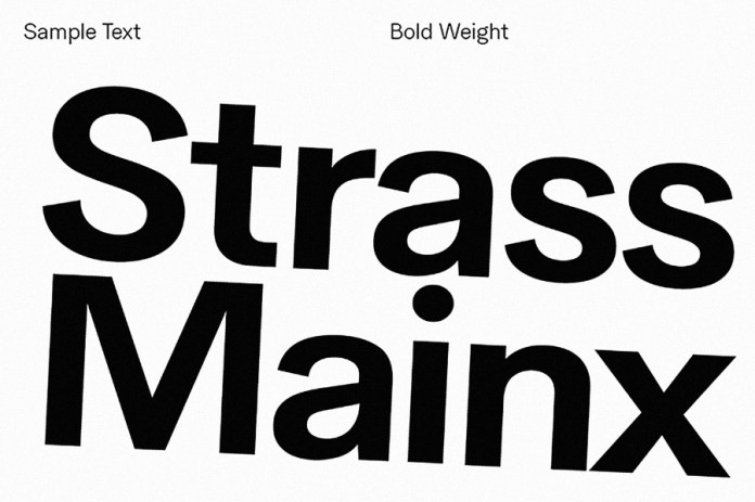HK Concentrate Typeface
