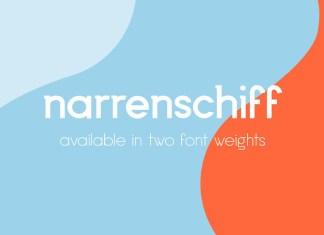 Narrenschiff Free Font