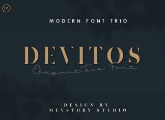 Devitos Serif Font