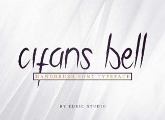 Cifans Bell Brush Font