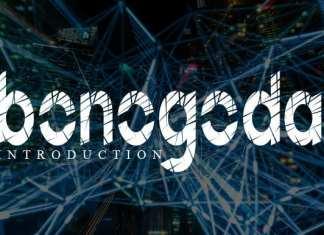 Bonogoda Display Font