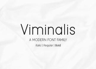 Viminalis Font Family