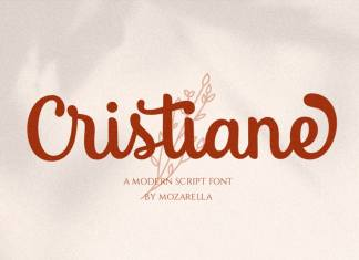 Cristiane Script Font