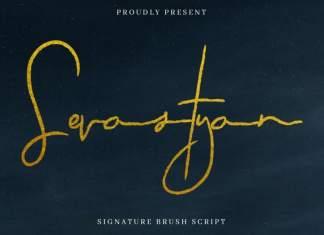 Sevastyan Script Font