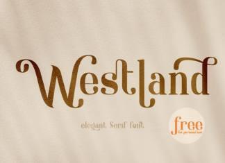 Westland Serif Font