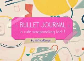 Bullet Journal Sans Serif Font