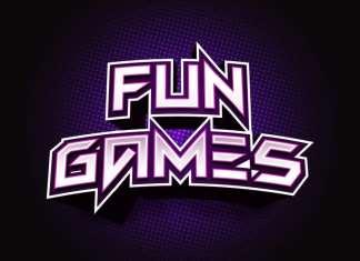 Fun Games Display Font