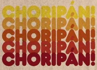 Choripán - Display Font