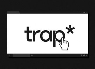 Trap Sans Serif Font