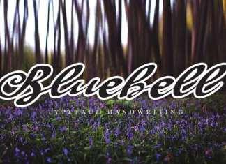 Bluebell Script Font