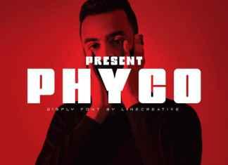 Phyco Display Font
