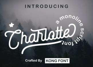 Charlotte Handwritten Font