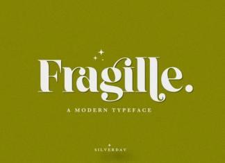 Fragille Serif Font