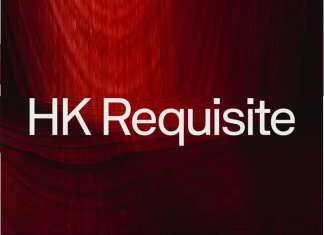 HK Requisite Sans Serif Font