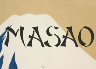 Masao Display Font