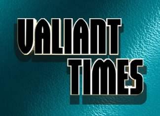 Valiant Times Display Font