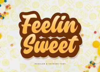 Feelin Sweet Script Font