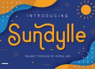 Sundylle Sans Serif Font