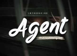 Agent Script Font