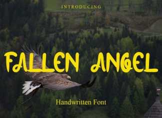 Fallen Angel Font