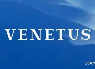 Venetus Serif Font