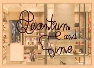 Quantum And Time Script Font