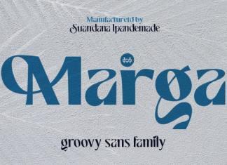 Marga Sans Font