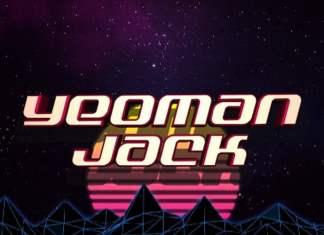 Yeoman Jack Display Font