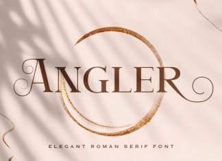 Angler Font