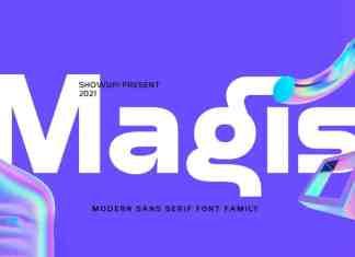 Magis Sans Serif Font