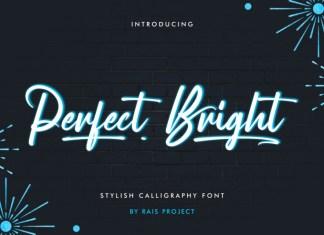 Perfect Bright Script Font