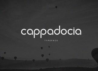 Cappadocia Sans Serif Font
