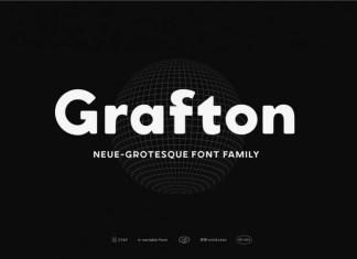 Grafton Sans Serif Font