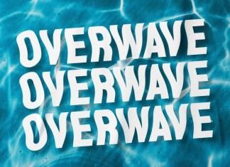 Overwave Display Font