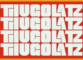 Thugolatz Display Font
