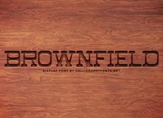Brownfield Serif Font